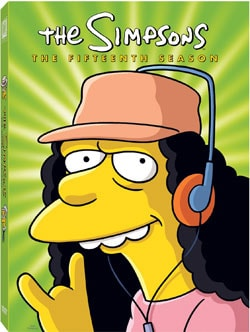The Simpsons: The Complete Fifteenth Season (DVD)