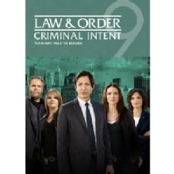 Law & Order: Criminal Intent: The Ninth Year (DVD)