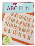 I Love Cross Stitch ABC Fun: 9 Picture Alphabets for Kids (Paperback)