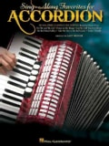 Sing-Along Favorites for Accordion (Paperback)