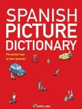 Spanish Picture Dictionary (Paperback)