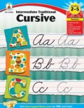 Intermediate Traditional Cursive, Grades 2 - 5 (Paperback)