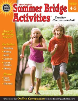 Summer Bridge Activities 4-5 (Paperback)
