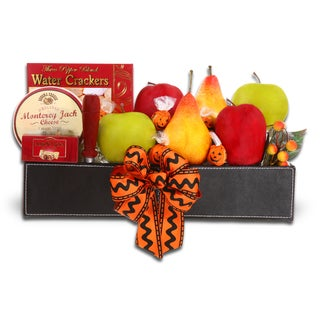 Alder Creek Gift Baskets Healthy Halloween Treats