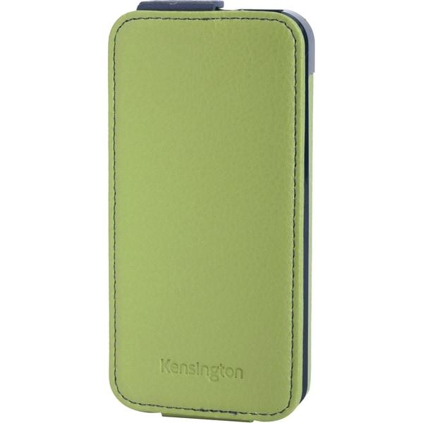 Kensington Portafolio K39607WW Carrying Case (Flip) for iPhone - Gree
