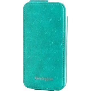 Kensington Portafolio K39609WW Carrying Case (Flip) for iPhone - Teal