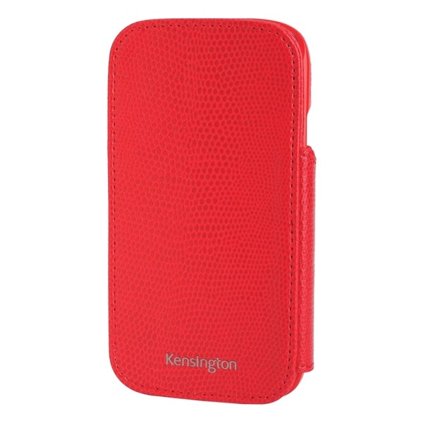 Kensington Portafolio Duo K39613WW Carrying Case (Wallet) for Smartph