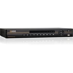 Q-see 4 Channel NVR | Real Time | 1080p HD Resolution