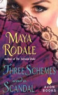 Three Schemes and a Scandal (Paperback)