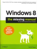 Windows 8: The Missing Manual (Paperback)