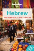 Lonely Planet Hebrew Phrasebook & Dictionary (Paperback)