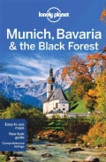 Lonely Planet Munich Bavaria and the Black Forest (Paperback)