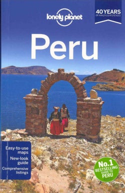 Lonely Planet Peru (Paperback)