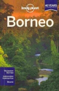 Lonely Planet Borneo (Paperback)
