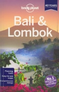 Lonely Planet Bali and Lombok (Paperback)