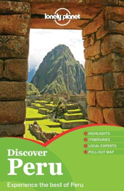 Lonely Planet Discover Peru (Paperback)