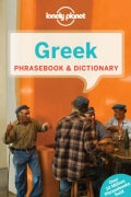 Lonely Planet Greek Phrasebook & Dictionary (Paperback)