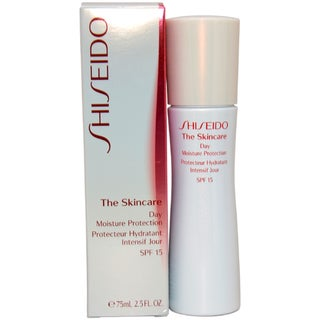 Shiseido The Skincare Day 2.5-ounce Moisture Protection SPF15