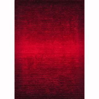 Hand Tufted Josephine Red Rug (9'3 x 13')