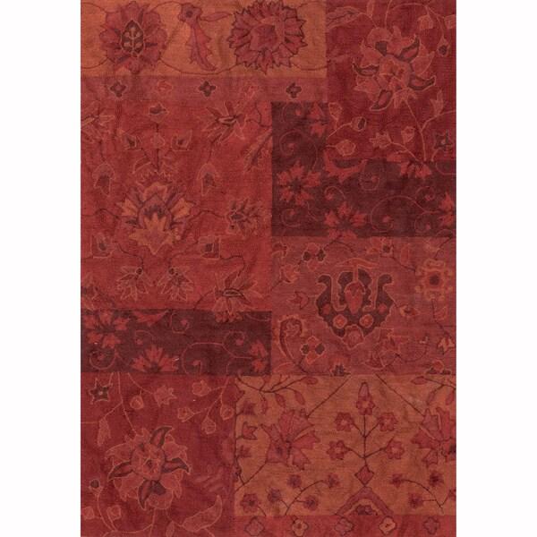 Alwyn Spice Rug (7'6 x 9'6)