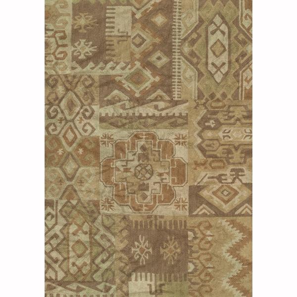 Alwyn Sand Rug (5' x 7'6)