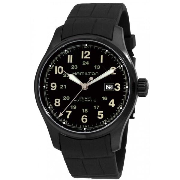 Hamilton Men's Field Automatic Watch