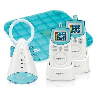 Angelcare Movement and Sound Monitor Deluxe Plus Baby Monitor