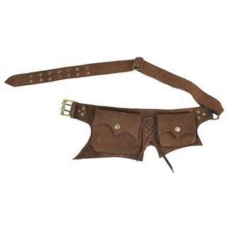 Cowboy Suede Fannypack (India)