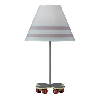 Cal Lighting Skateboard Theme Youth Table Lamp