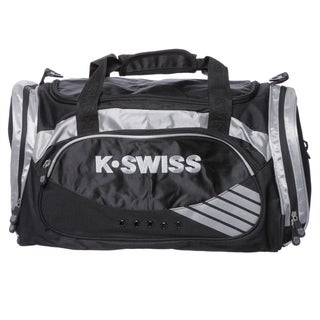 K-Swiss Medium 18-inch Training Carry On Duffel Bag