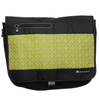 Sherpani NYX Citronelle 16-inch Laptop Messenger Bag