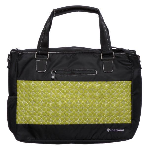 Sherpani Priya Citronelle 15-inch Laptop Tote Case Bag