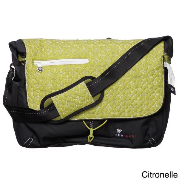 Sherpani Verve LE 15-inch Laptop Messenger Bag