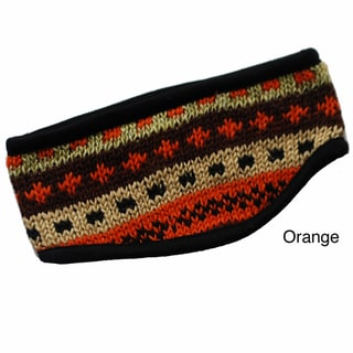 Basic Knit Woolen Headband (Nepal)