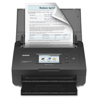 Brother ImageCenter ADS2500W Sheetfed Scanner - 600 dpi Optical