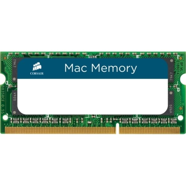 Corsair 16GB Dual Channel DDR3 SODIMM Memory Kit
