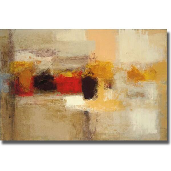 Eric Balint 'Cantata' Canvas Art