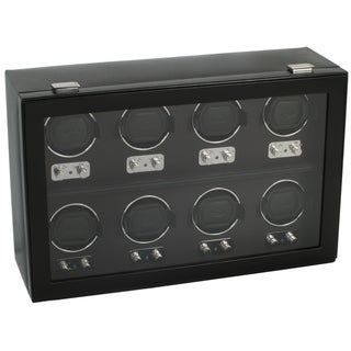 WOLF Heritage Eight Watch Winder with Cover