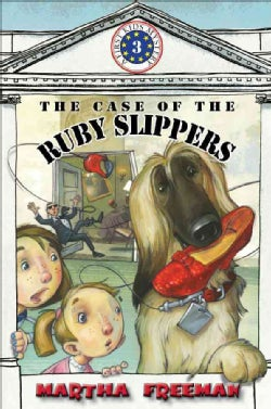 The Case of the Ruby Slippers (Paperback)