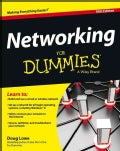 Networking for Dummies (Paperback)