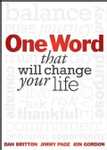 One Word That Will Change Your Life (Hardcover)