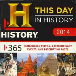 History: This Day in History 2014 Calendar (Calendar)