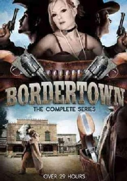 Bordertown: The Complete Series (DVD)