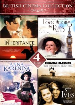 British Cinema Collection Vol. 2 (DVD)