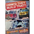 How'd They Build That? 3 Features (DVD)