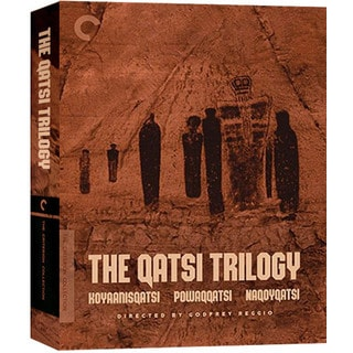 The Qatsi Trilogy Box Set - Criterion Collection (DVD)