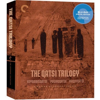 The Qatsi Trilogy Box Set - Criterion Collection (Blu-ray) 9864976