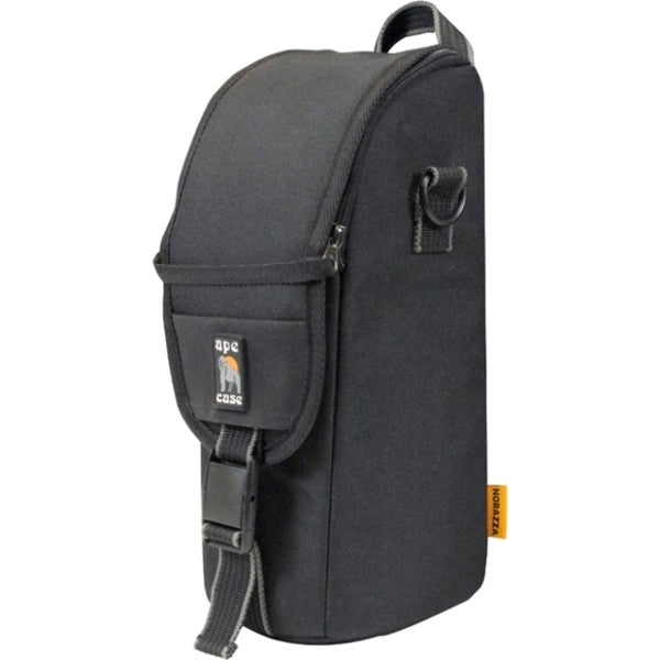 Ape Case Carrying Case for Lens - Black, Yellow