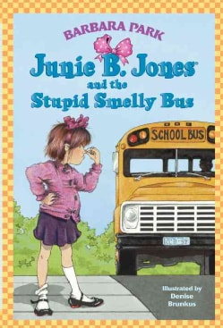 Junie B. Jones and the Stupid Smelly Bus (Paperback)