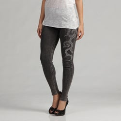 Tabeez Mineral Wash Thermal Diamond Lounge Pants
